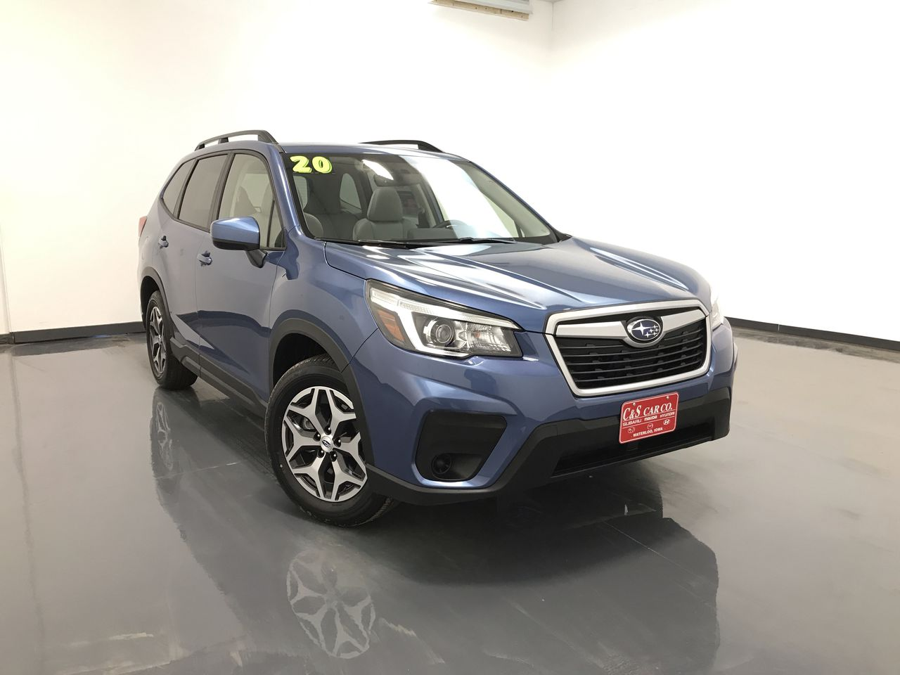 2020 Subaru Forester Premium w/ Eyesight  - SC8646  - C & S Car Company