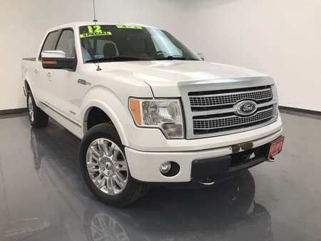 2012 Ford F-150 Platinum 4WD for Sale  - SB8570A  - C & S Car Company
