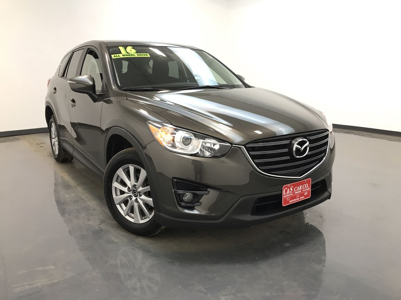 2016 Mazda CX-5 AWD Touring  - HY8390A  - C & S Car Company