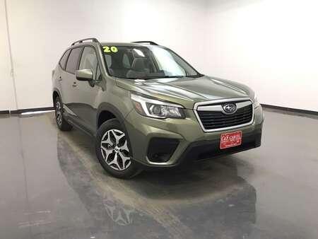 2020 Subaru Forester Premium w/ Eyesight for Sale  - SC8660  - C & S Car Company