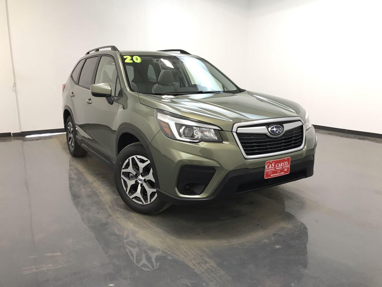 2020 Subaru Forester Premium w/ Eyesight  - SC8660  - C & S Car Company