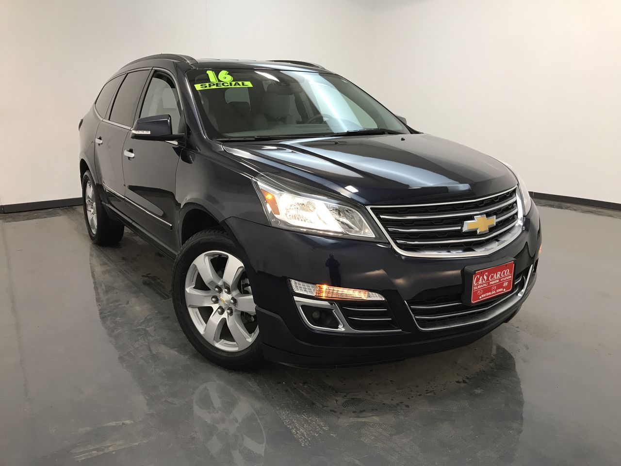 2016 Chevrolet Traverse LTZ  - 16174  - C & S Car Company