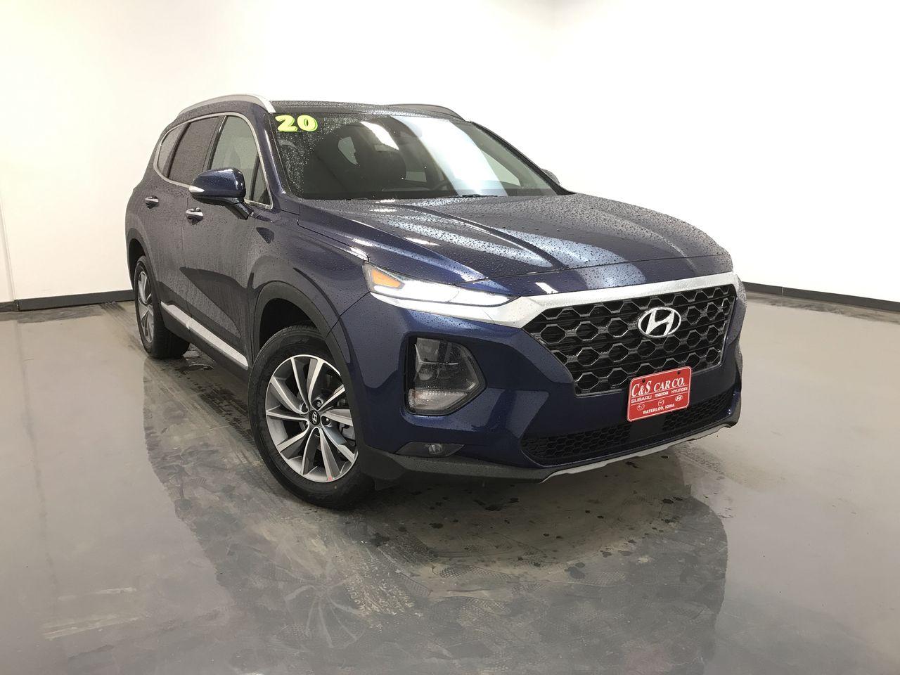 2020 Hyundai Santa Fe SEL AWD  - HY8399  - C & S Car Company