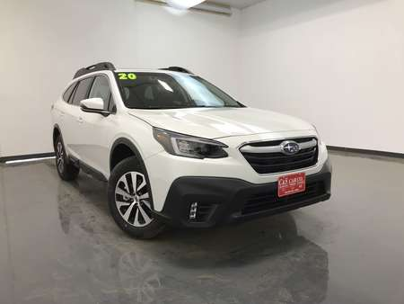 2020 Subaru Outback Premium w/ Eyesight for Sale  - SB8685  - C & S Car Company