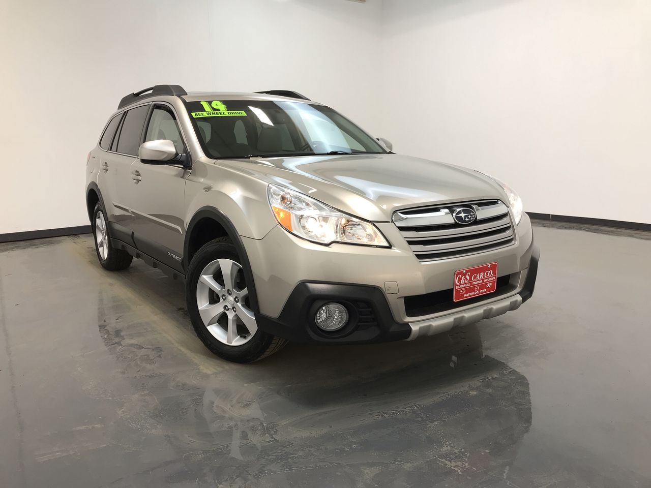 2014 Subaru Outback Limited  - 16177  - C & S Car Company
