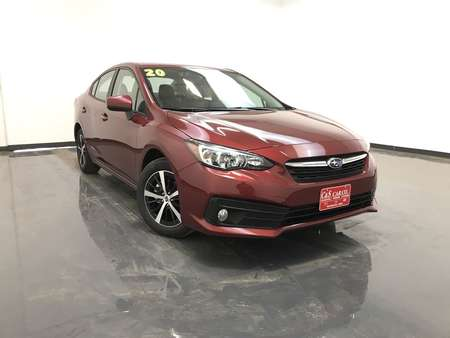 2020 Subaru Impreza Premium w/ Eyesight for Sale  - SC8688  - C & S Car Company