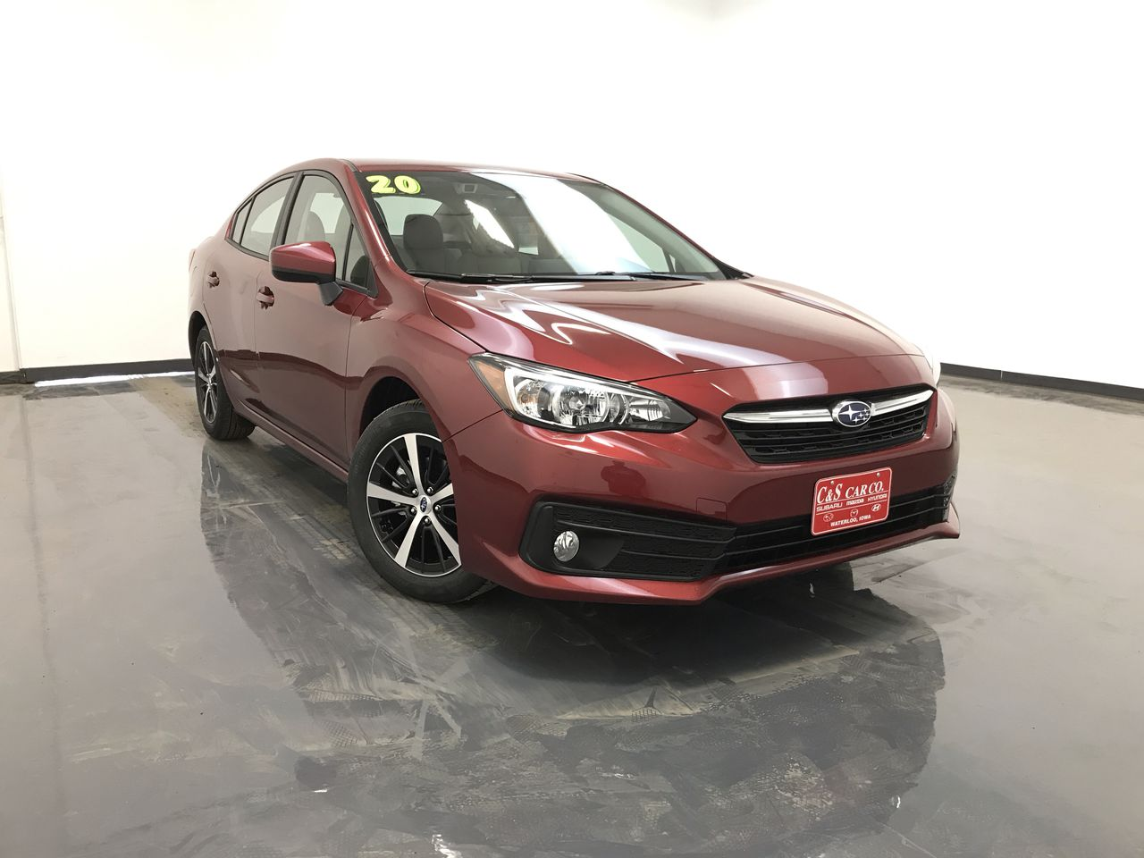 2020 Subaru Impreza Premium w/ Eyesight  - SC8688  - C & S Car Company