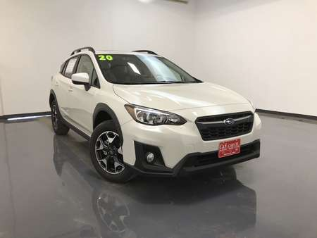 2020 Subaru Crosstrek Premium w/ Eyesight for Sale  - SB8722  - C & S Car Company