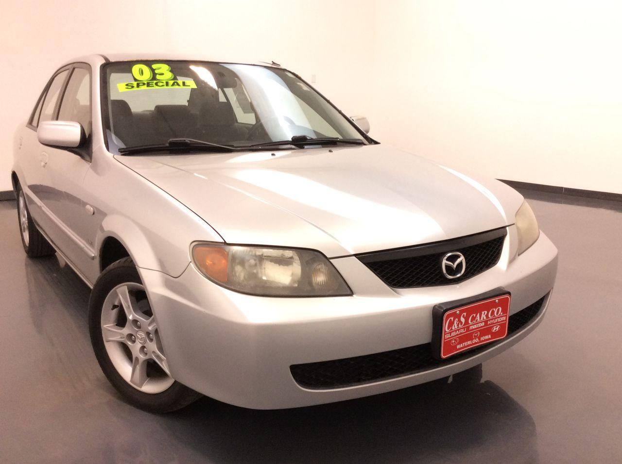 2003 Mazda Protege  - C & S Car Company
