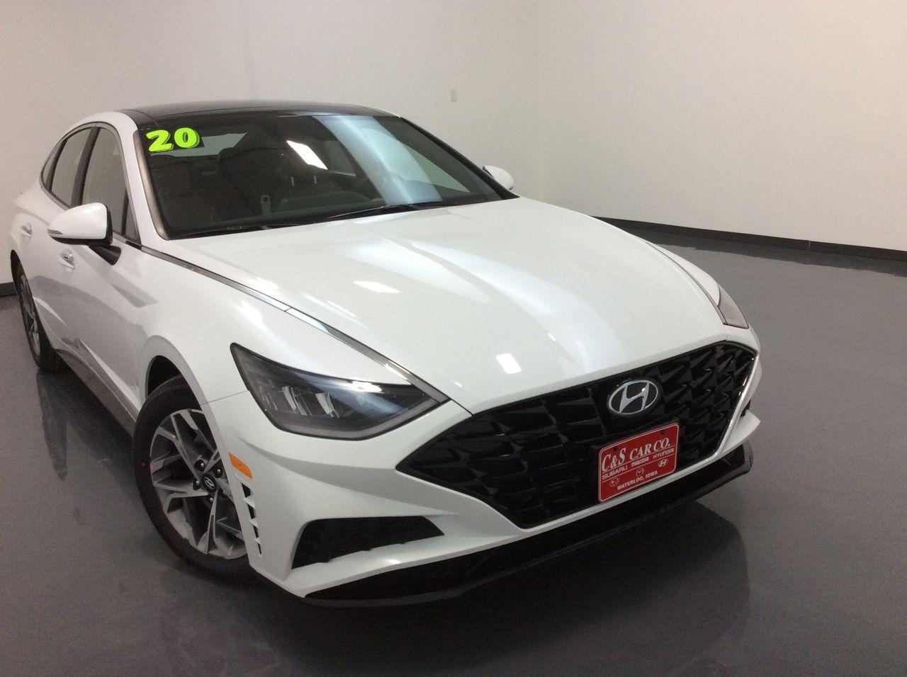2020 Hyundai Sonata  - C & S Car Company