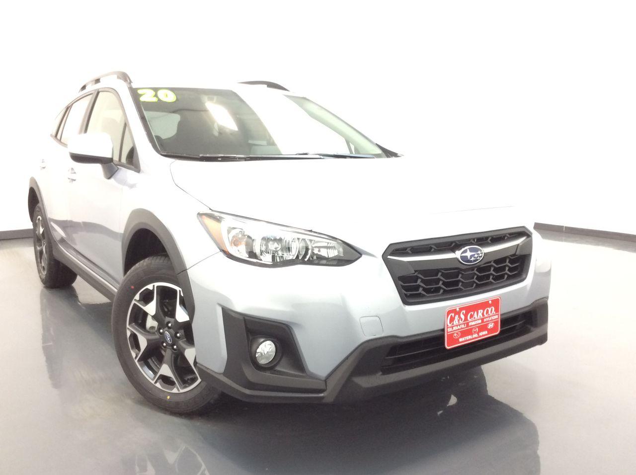 2020 Subaru Crosstrek  - SB8734  - C & S Car Company