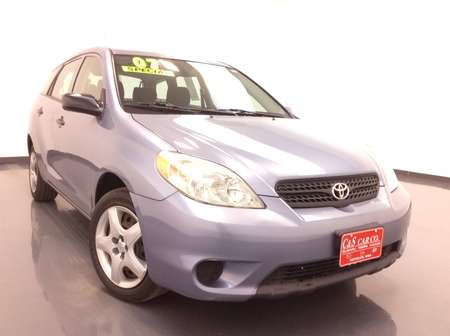 2007 Toyota Matrix 4D Hatchback for Sale  - SB8708A  - C & S Car Company
