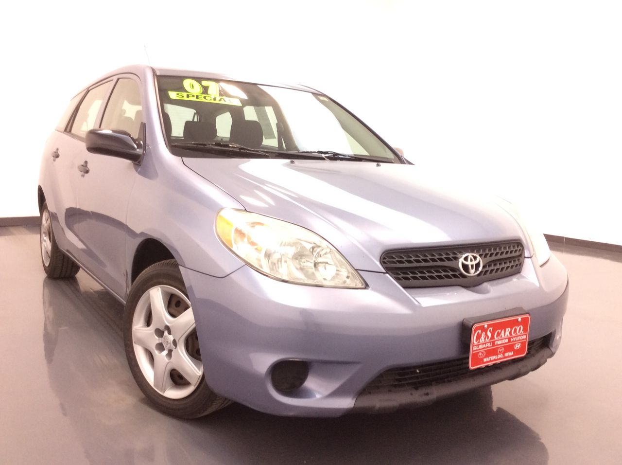 2007 Toyota Matrix 4D Hatchback  - SB8708A  - C & S Car Company