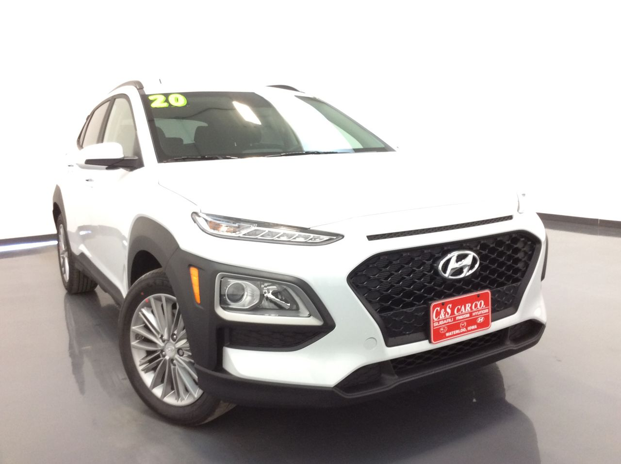 2020 Hyundai kona 4D SUV AWD 2.0L  - HY8406  - C & S Car Company