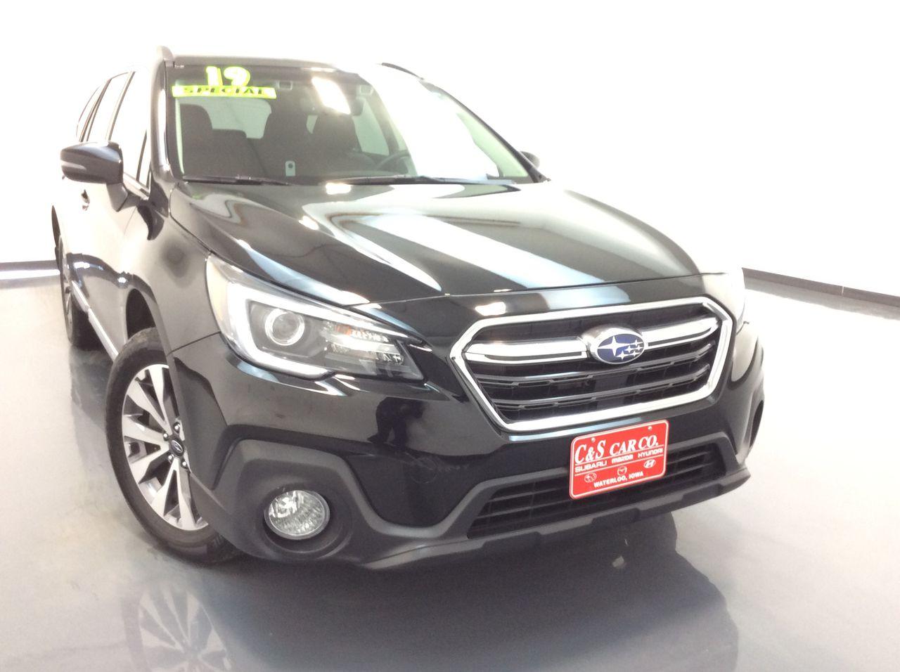 2019 Subaru Outback  - SB8698A  - C & S Car Company