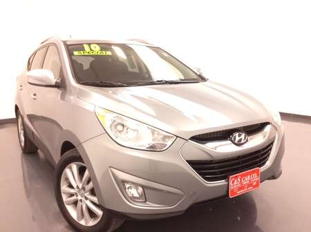 2010 Hyundai Tucson 4DR AWD LTD AT for Sale  - HY8337A  - C & S Car Company