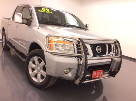 2009 Nissan Titan Crew Cab 4WD for Sale  - 16114A  - C & S Car Company