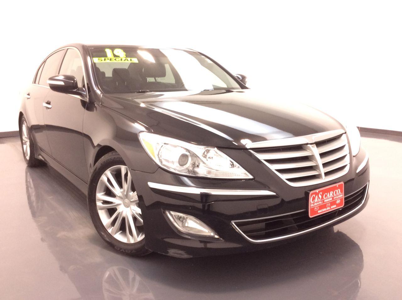 2014 Hyundai GENESIS  - C & S Car Company