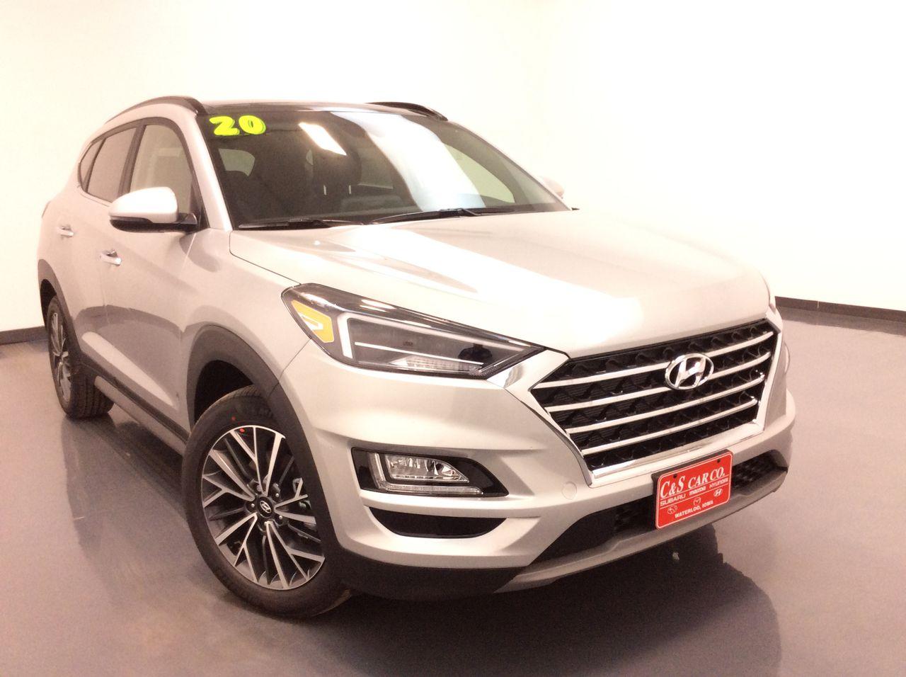 2020 Hyundai Tucson Ultimate AWD  - HY8414  - C & S Car Company