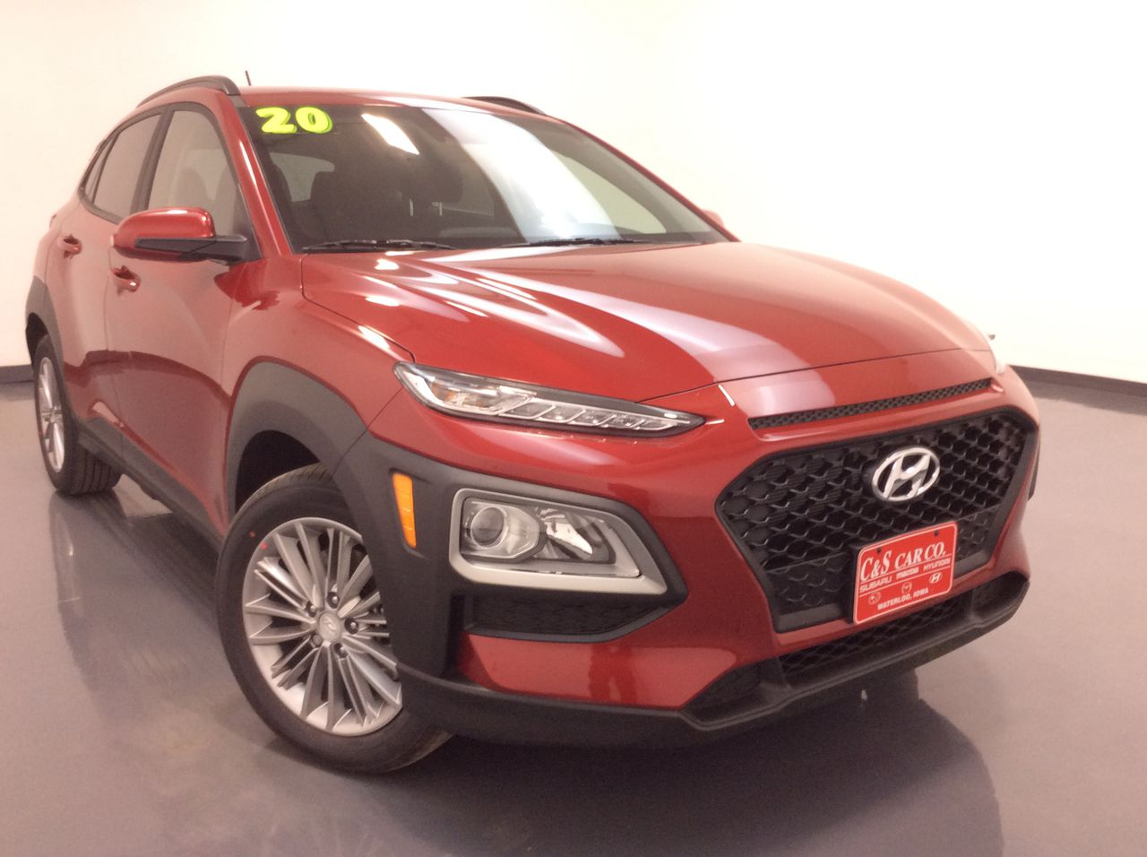 2020 Hyundai kona 4D SUV AWD 2.0L  - HY8413  - C & S Car Company