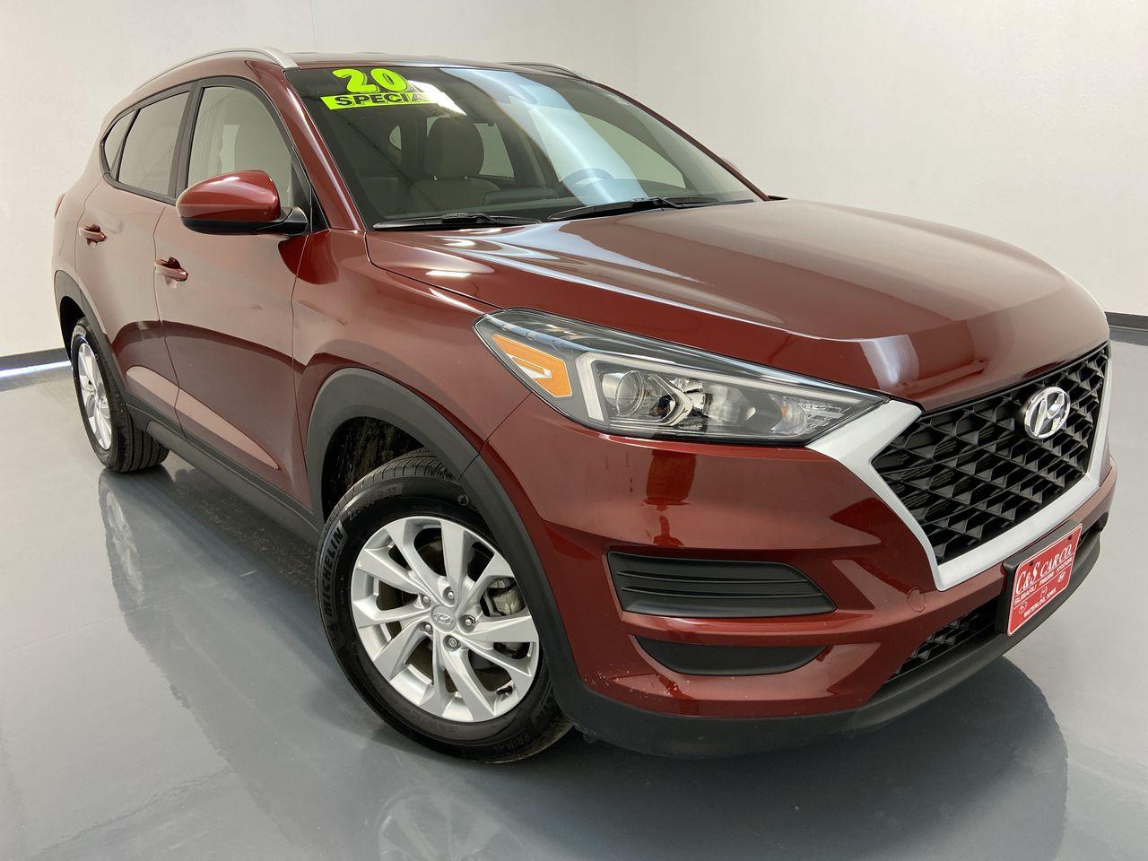 2020 Hyundai Tucson  - MA3246A  - C & S Car Company