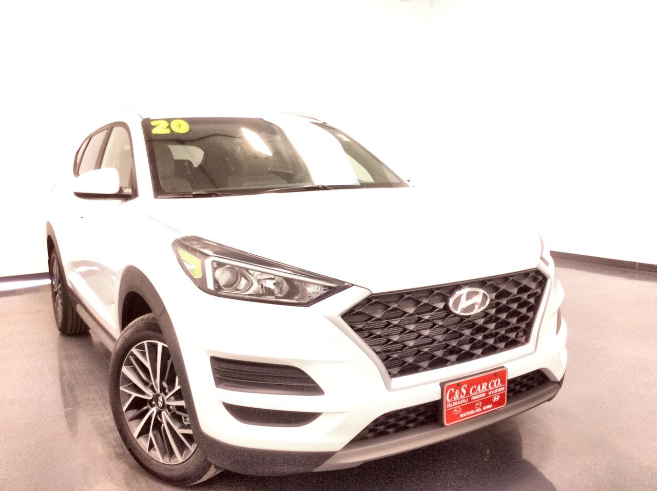 2020 Hyundai Tucson  - HY8409  - C & S Car Company