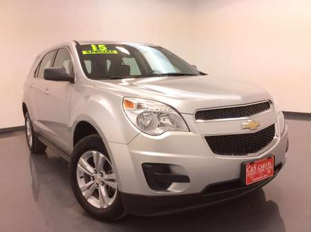 2015 Chevrolet Equinox 4D SUV AWD for Sale  - SB8615A  - C & S Car Company