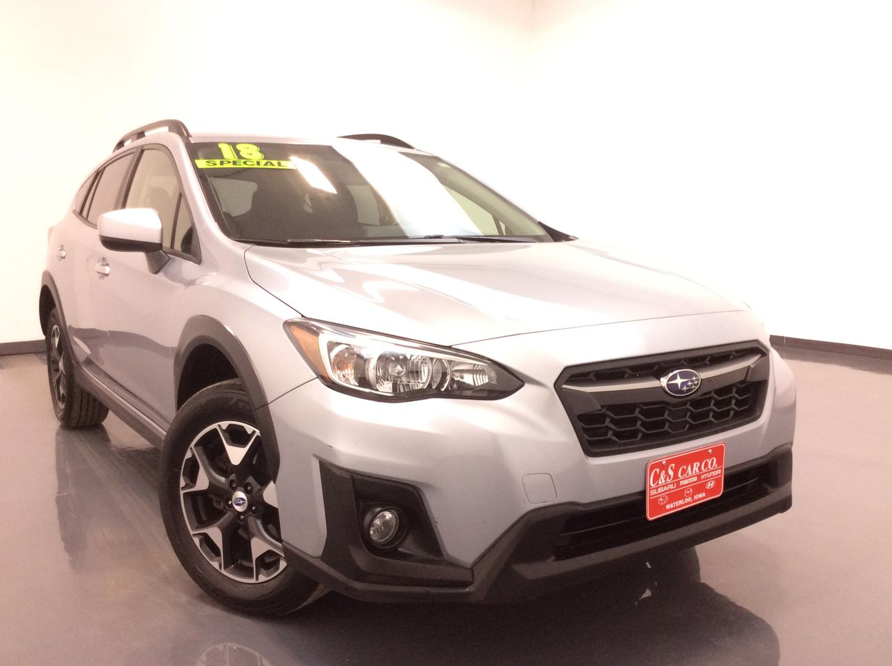 2018 Subaru Crosstrek 4D Wagon at  - SB8722A  - C & S Car Company