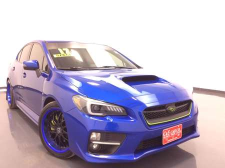 2017 Subaru WRX 4D Sedan for Sale  - SB8746A  - C & S Car Company