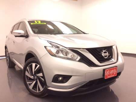 2017 Nissan Murano 4D SUV AWD for Sale  - SB8741A  - C & S Car Company