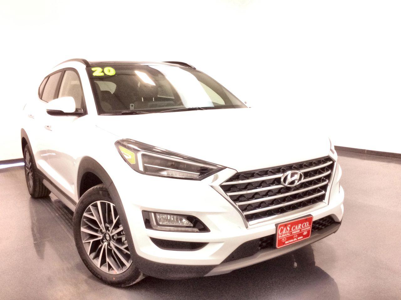 2020 Hyundai Tucson  - HY8417  - C & S Car Company