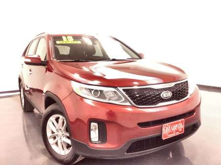 2015 Kia Sorento 4D SUV FWD for Sale  - HY8212A  - C & S Car Company