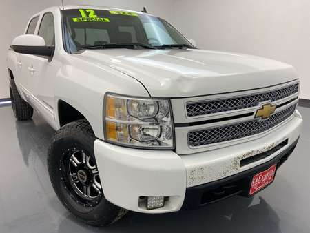 2012 Chevrolet Silverado 1500 Crew Cab 4WD for Sale  - SC7884B  - C & S Car Company