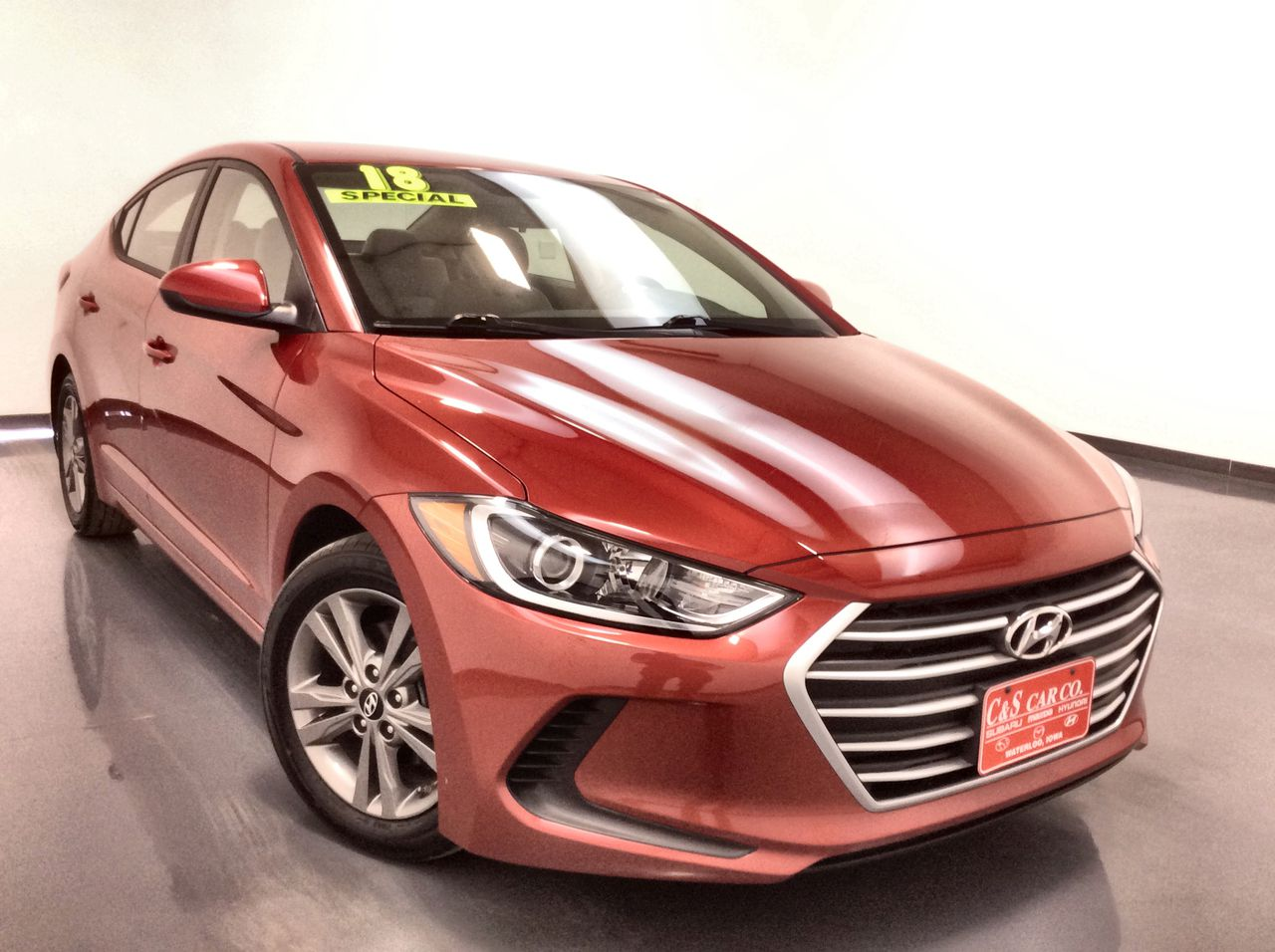 2018 Hyundai Elantra  - 16207  - C & S Car Company