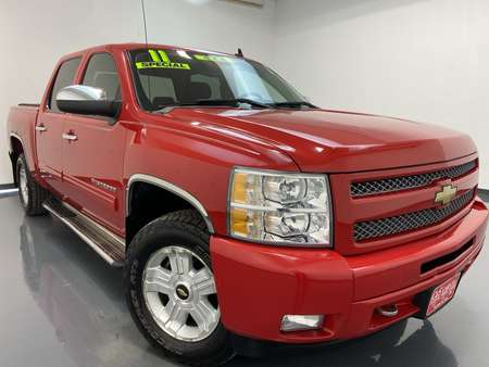 2011 Chevrolet Silverado 1500 Crew Cab 4WD for Sale  - 16208A1  - C & S Car Company