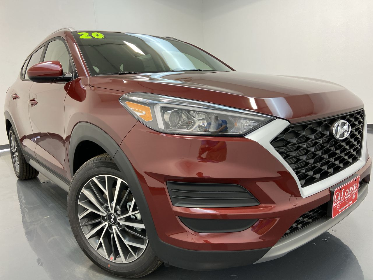 2020 Hyundai Tucson  - HY8419  - C & S Car Company