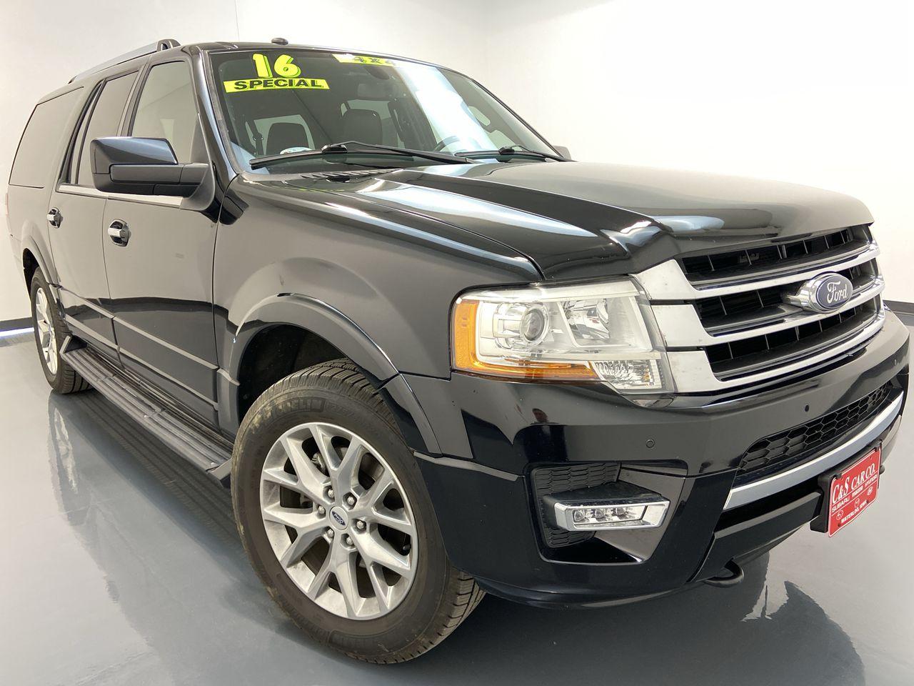 2016 Ford Expedition EL  - C & S Car Company