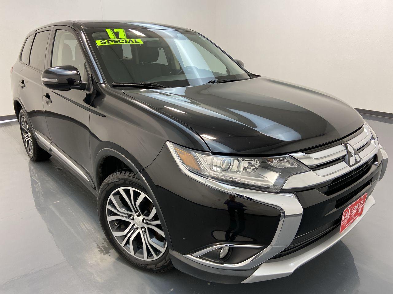2017 Mitsubishi Outlander  - C & S Car Company