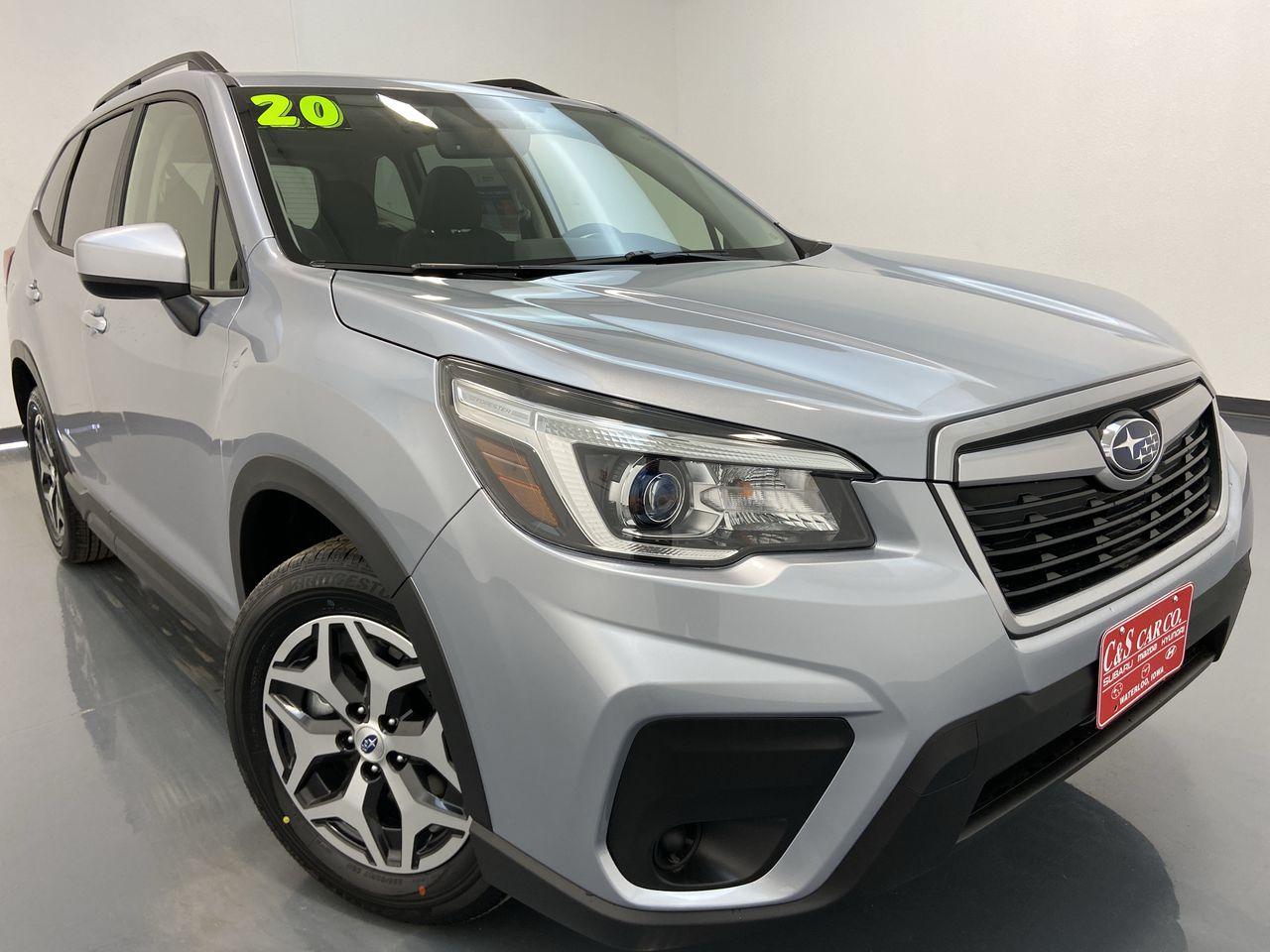 2020 Subaru Forester  - SC8780  - C & S Car Company