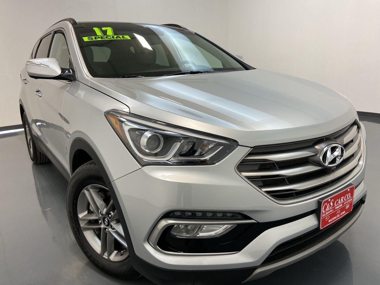 2017 Hyundai Santa Fe Sport  - HY8425A  - C & S Car Company