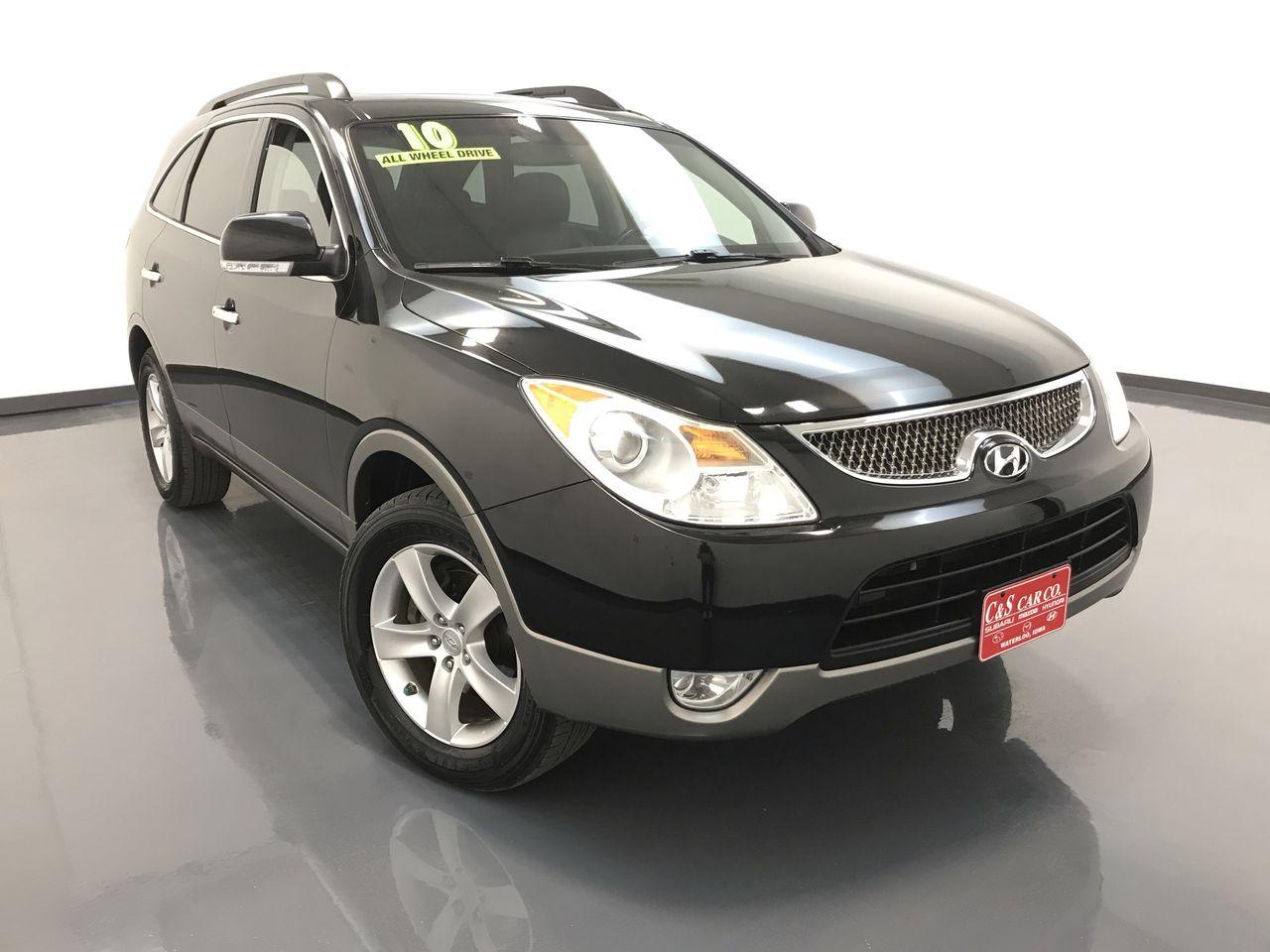 2010 Hyundai Veracruz 4D SUV AWD  - R16227  - C & S Car Company