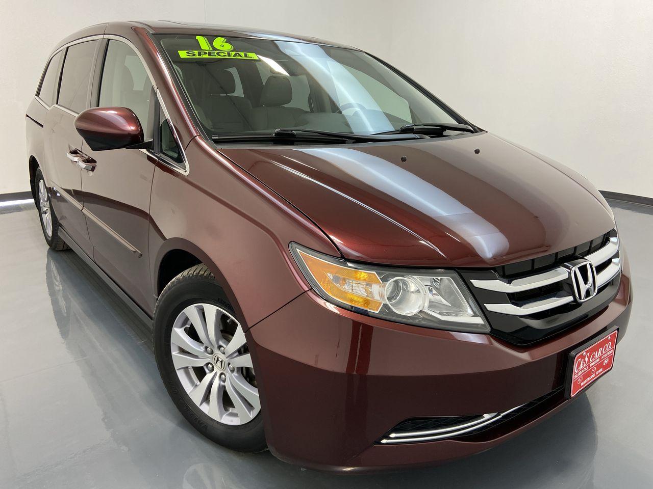 2016 Honda Odyssey Wagon w/Nav  - HY8427A  - C & S Car Company