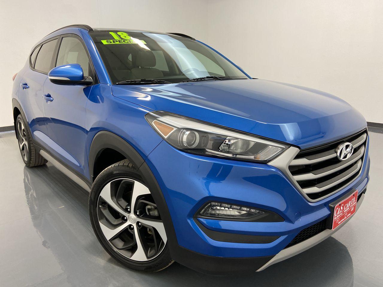 2018 Hyundai Tucson 4D SUV AWD  - HY8401A  - C & S Car Company