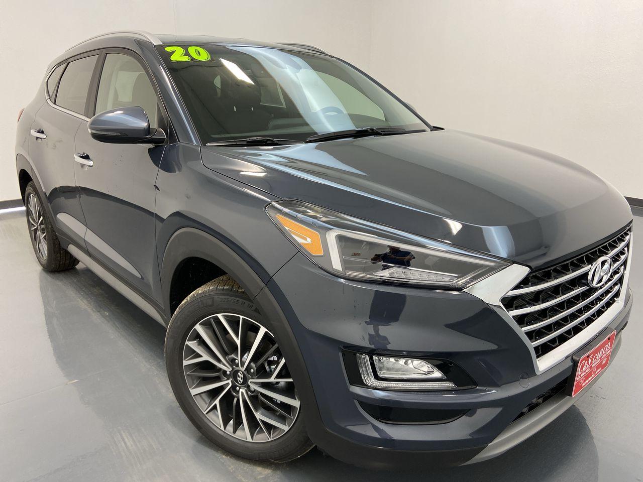 2020 Hyundai Tucson  - HY8430  - C & S Car Company
