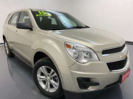 2015 Chevrolet Equinox 4D SUV FWD for Sale  - SB8836A  - C & S Car Company