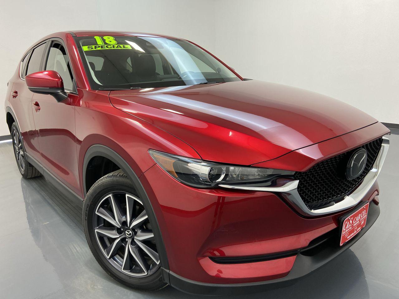 2018 Mazda CX-5  - 16106B1  - C & S Car Company