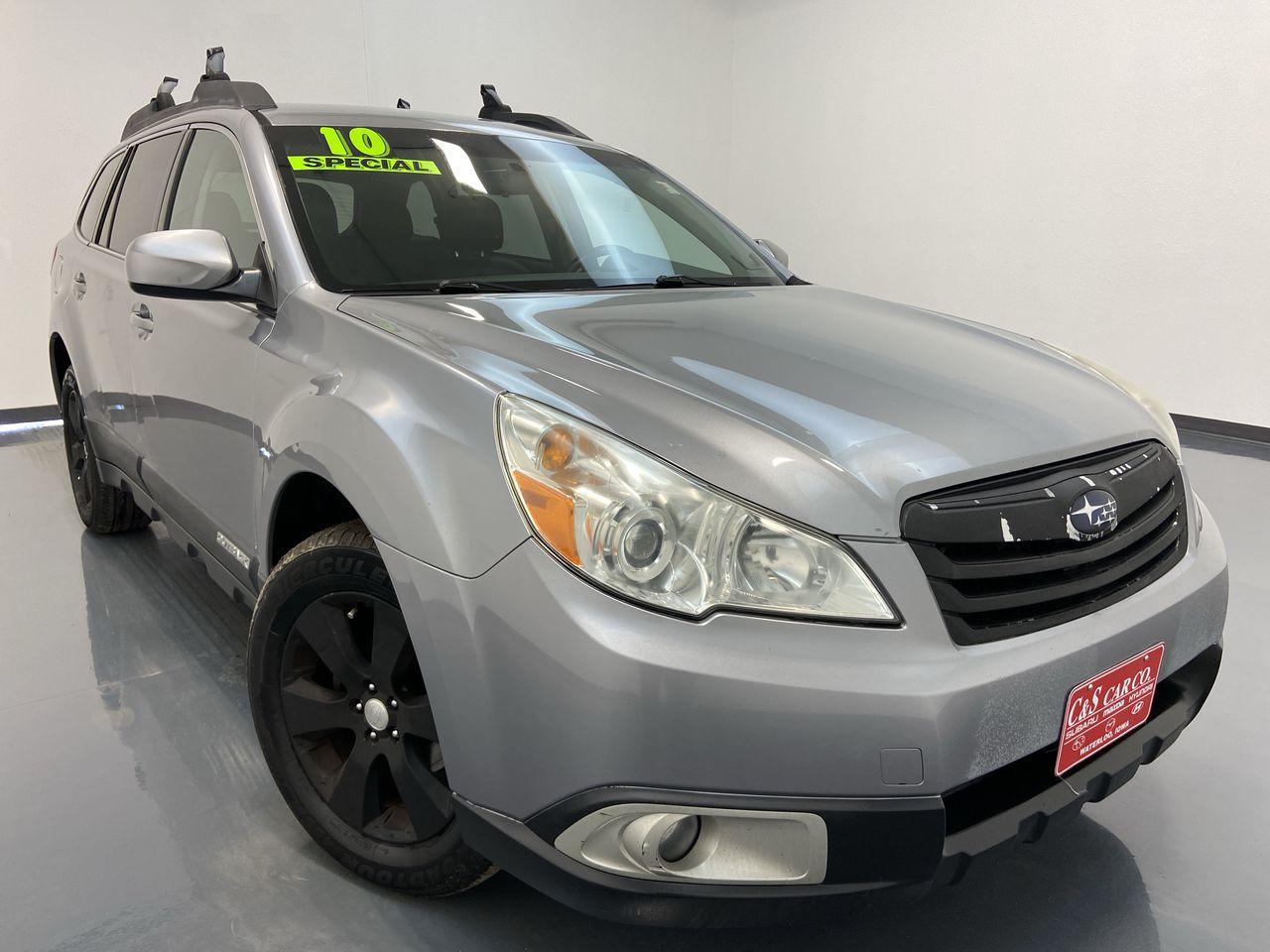 2010 Subaru Outback 4D Wagon  - SB7730B  - C & S Car Company