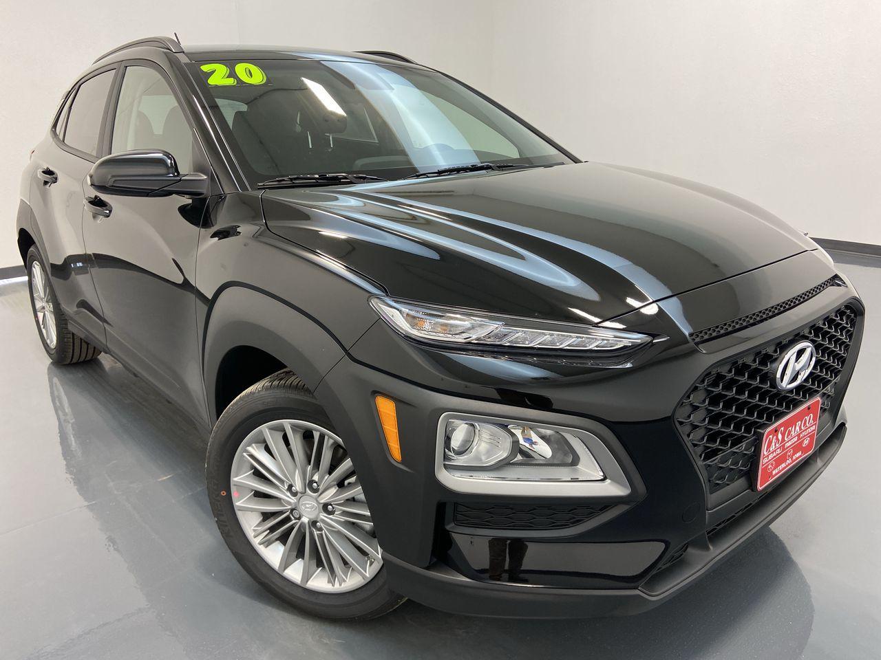 2020 Hyundai kona 4D SUV AWD 2.0L  - HY8438  - C & S Car Company
