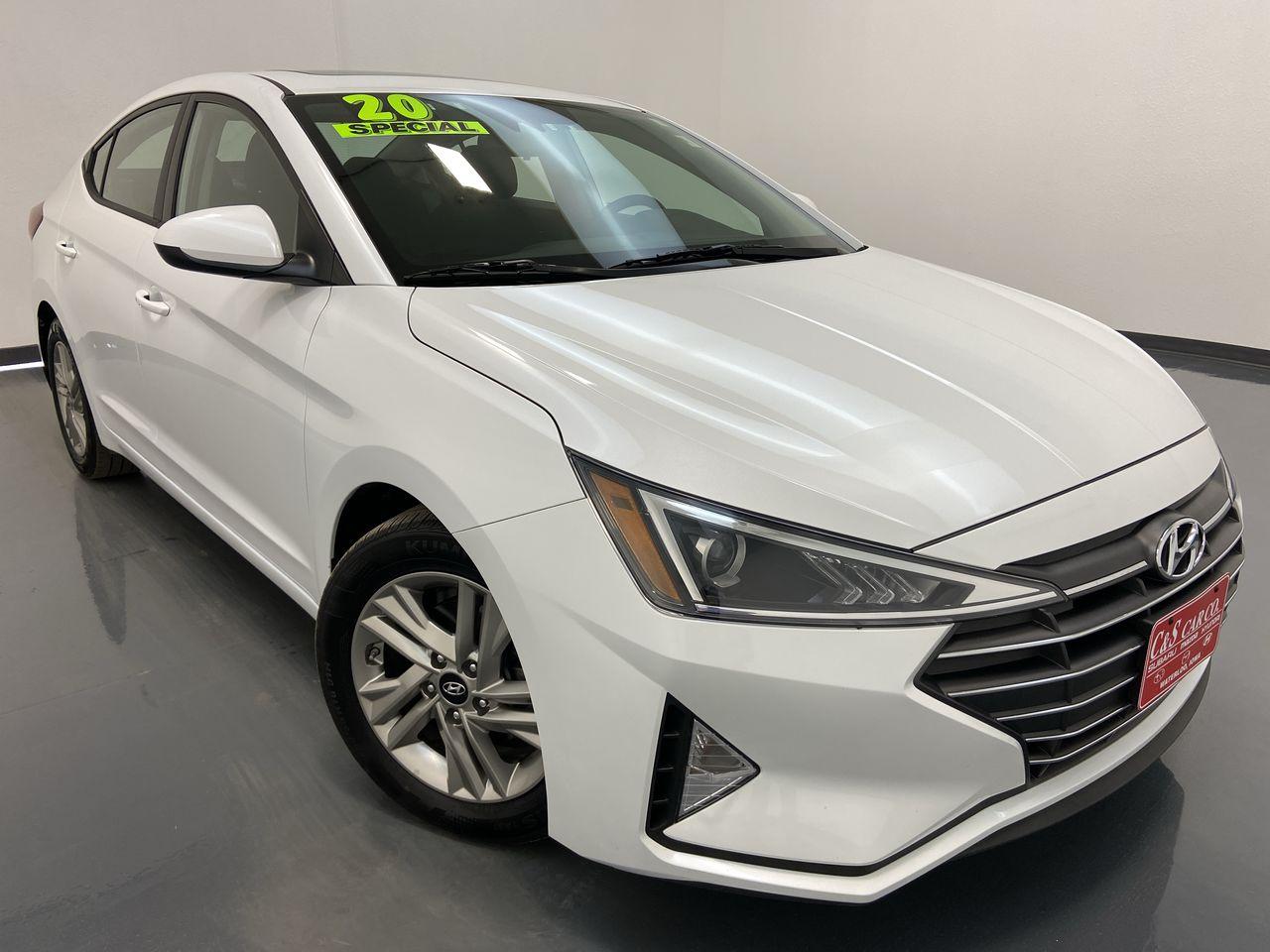 2020 Hyundai Elantra  - HY8435A  - C & S Car Company