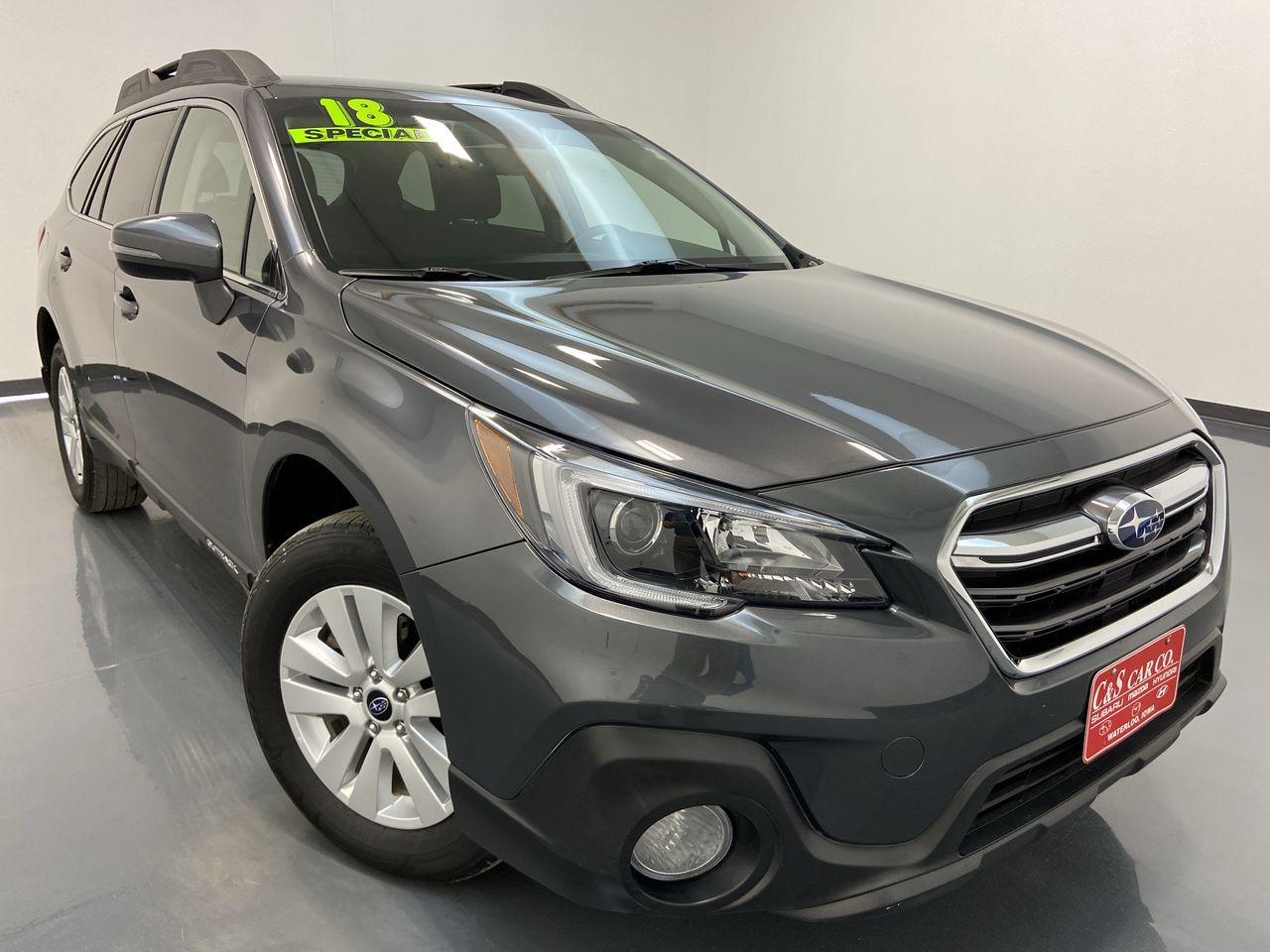 2018 Subaru Outback  - SB8829A  - C & S Car Company